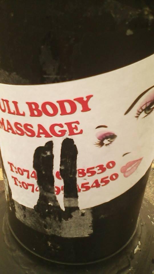 Sex-Massage in Ostlondon