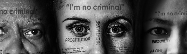 Campaign to wipe women's prostitution-related criminal records